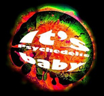 It's Psychedelic Baby Logo